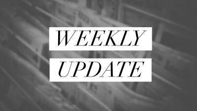 Weekly Update October 20th: Our First Mission Trip // Challenge Completed!