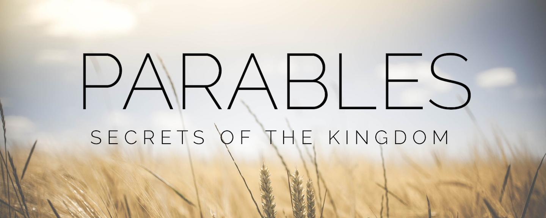 Parables Sermon Series