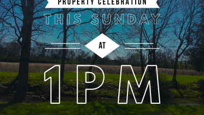 Property Celebration Tomorrow