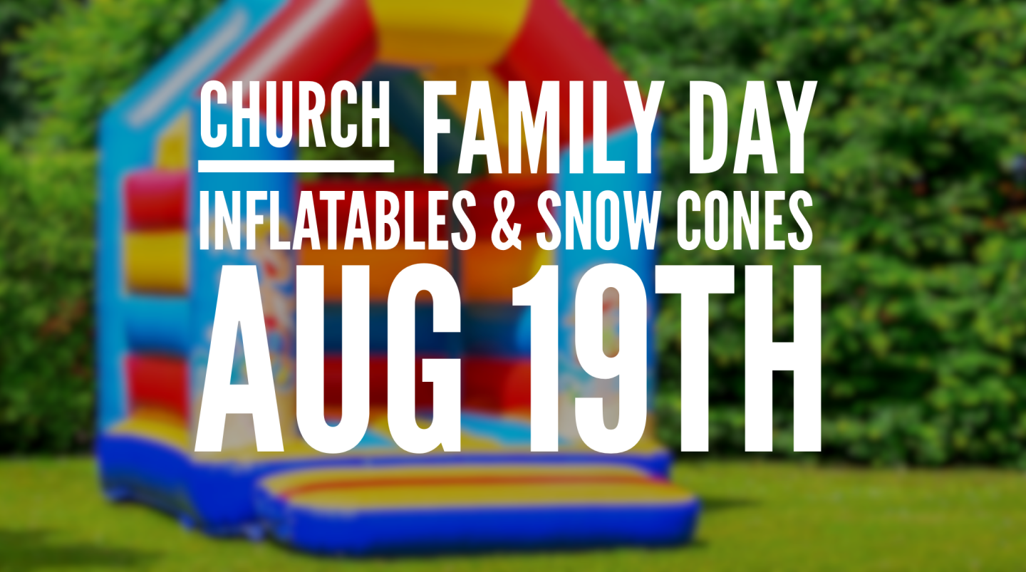 Church Family Day