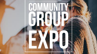 Community Group Expo