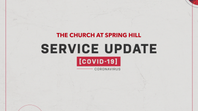 Online Service Only this Sunday