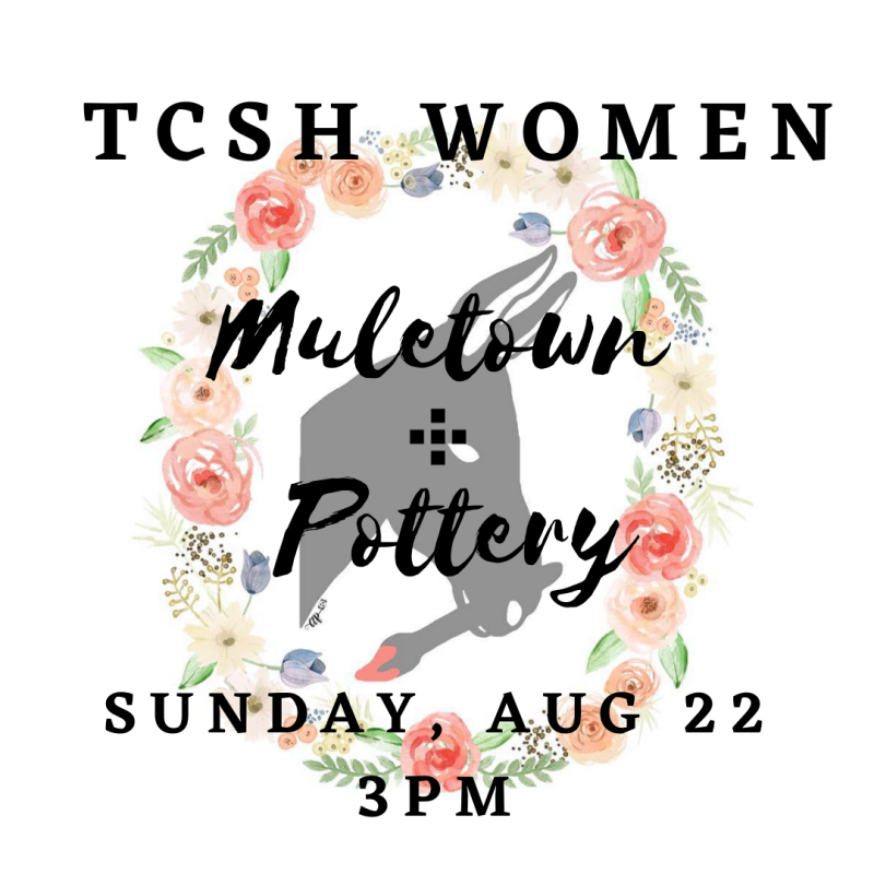 Women's Muletown Pottery Outing